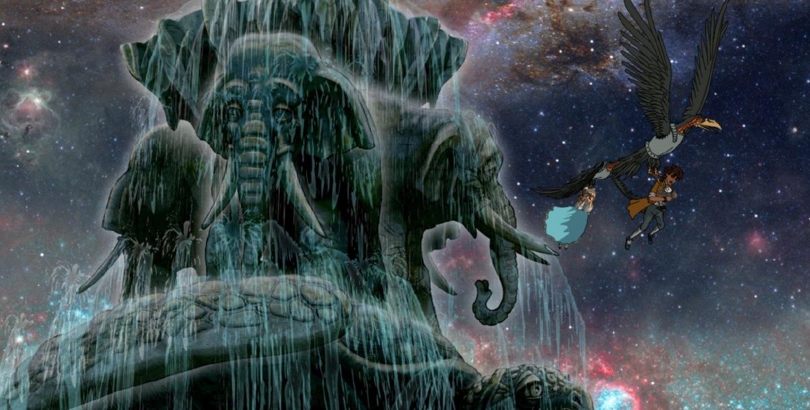 Кадры и скриншоты с фильма Чародей равновесия. Тайна Сухаревой башни