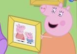 Сцена с фильма Свинка Пеппа / Peppa Pig (2004) Свинка Пеппа театр 0