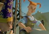 Сцена изо фильма Новые похождения Аленушки равно Еремы (2009) Новые похождения Аленушки равным образом Еремы подмостки 0