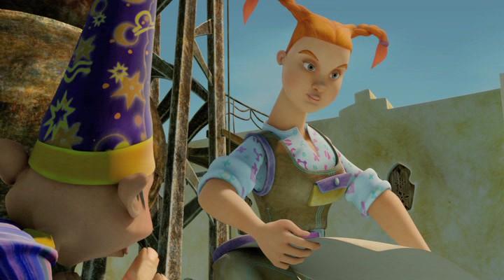 Новые Приключения Аленушки и Еремы скачать с торрента