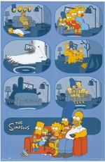 Постер к фильму Симпсоны (ТВ)