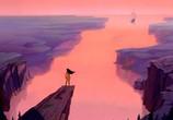 Сцена изо фильма Покахонтас / Pocahontas (1995) Покахонтас