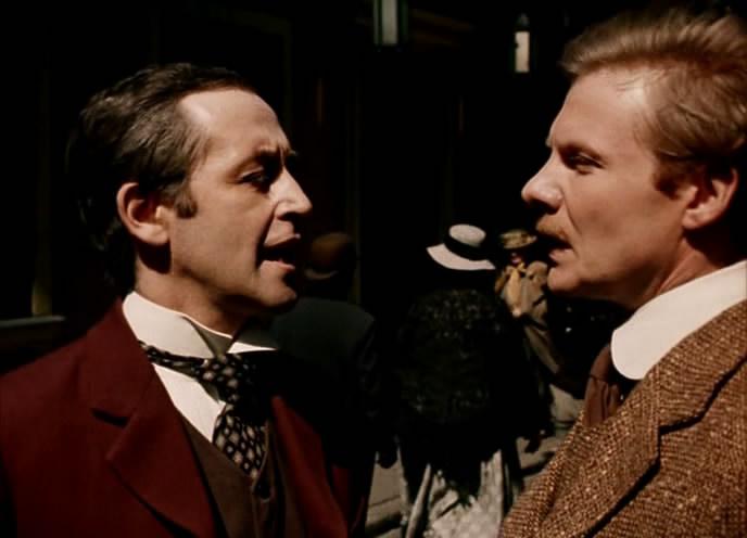 знакомство ватсона и шерлока