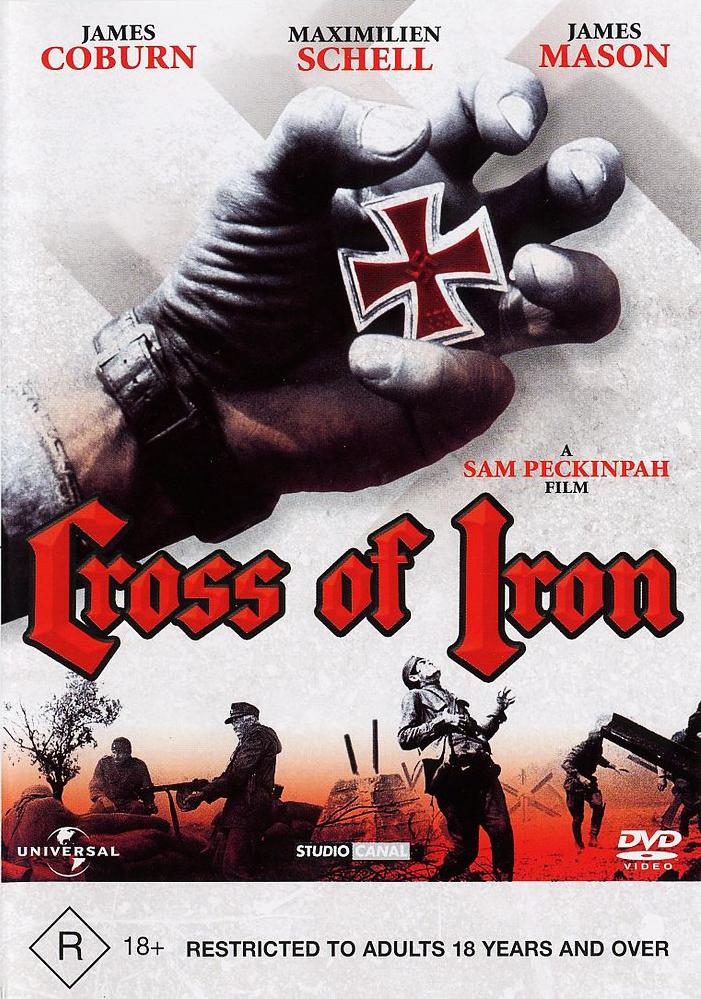Железный крест (1977) смотреть онлайн бесплатно
