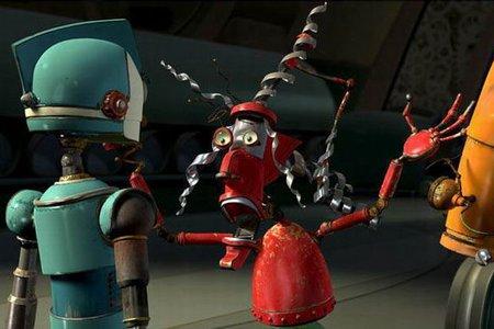 роботы из мультиков картинки
