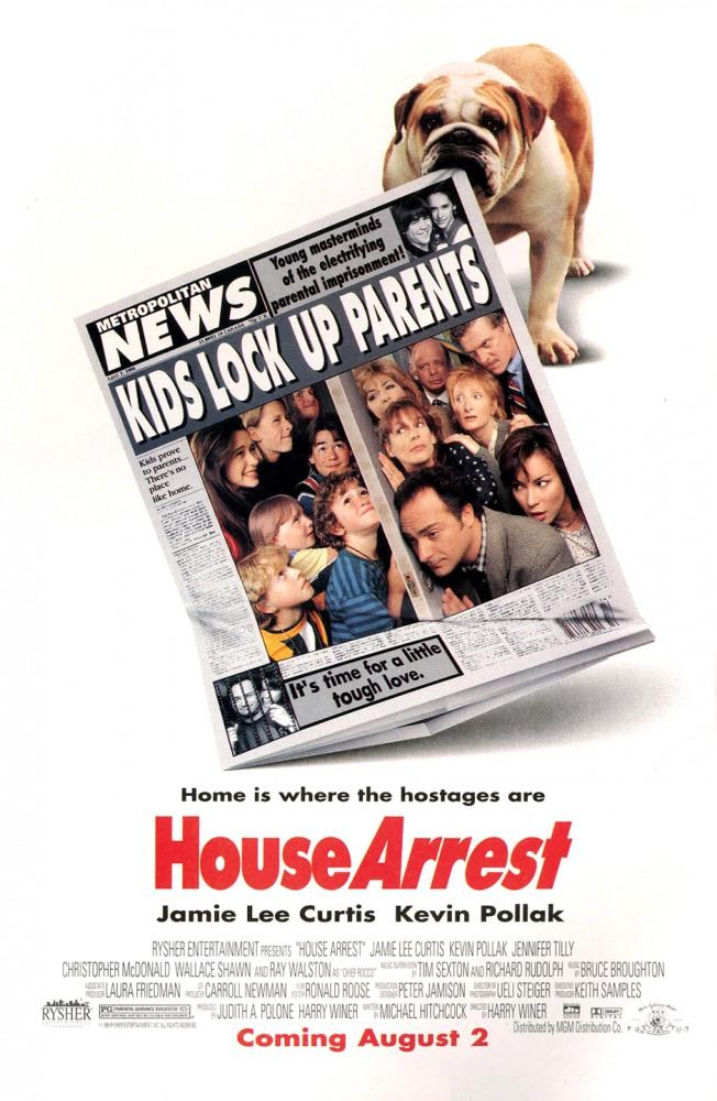 Домашний арест (1996)