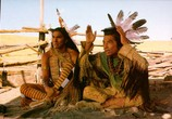 Сцена изо фильма Танцующий с волками / Dances with Wolves (1990) Танцующий с волками
