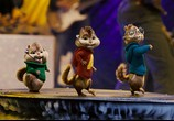 Сцена изо фильма Элвин равно бурундуки / Alvin and the Chipmunks (2007) Элвин да бурундуки