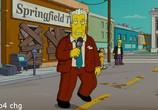 Кадр с фильма Симпсоны во кинематография торрент 05433 эпизод 0