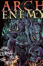 Arch Enemy - War Eternal Tour