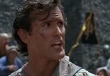 Сцена из фильма Зловещие мертвецы 3: Армия тьмы  / Army of Darkness (1992) Зловещие мертвецы 3 сцена 3