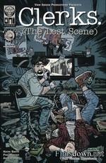 Клерки: Потерянная педжент / Clerks: The Lost Scene (2004)