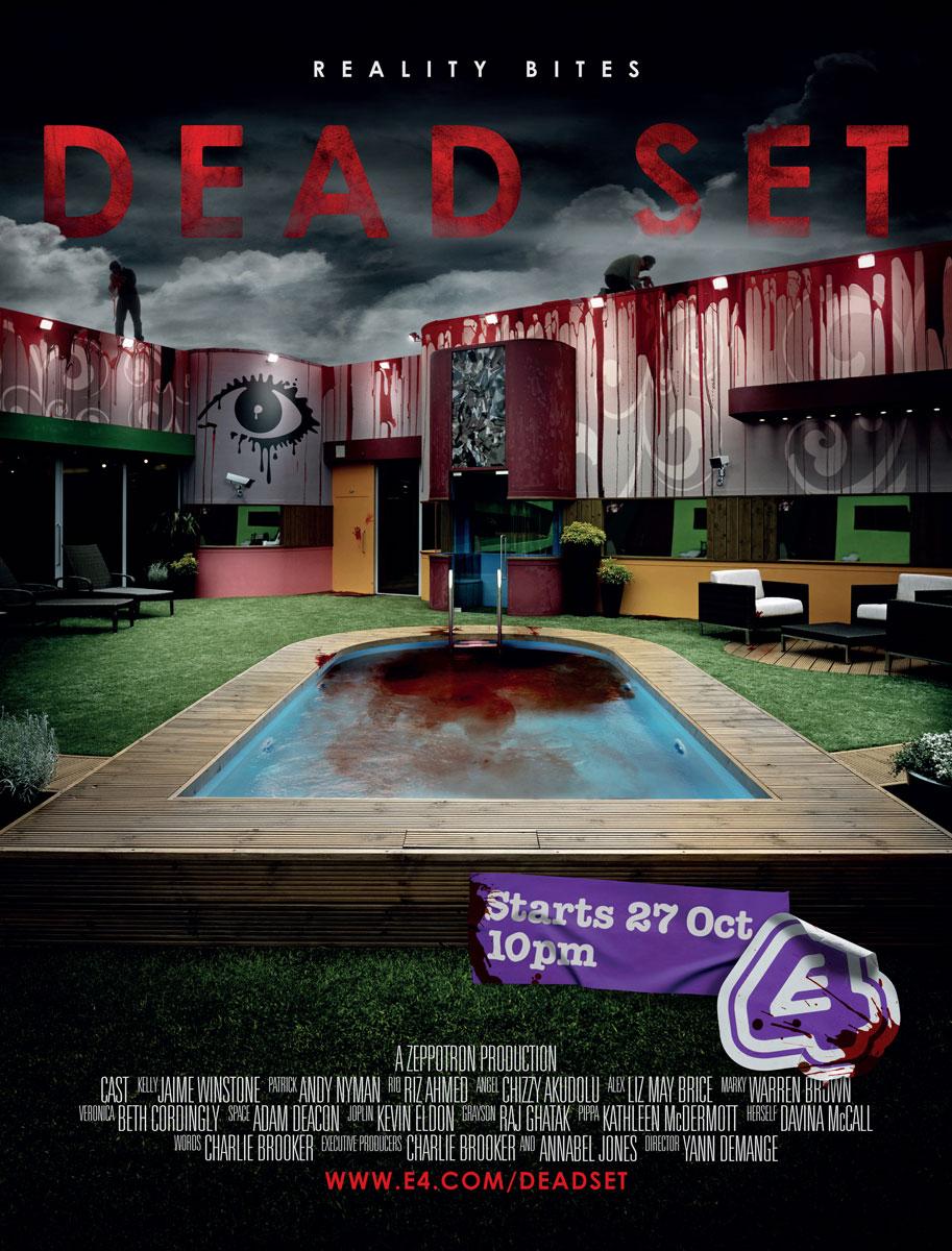 Тупик Dead Set, 2008 Торент