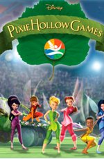 Турнир Долины Фей / Tinker Bell and the Pixie Hollow Games (2011)