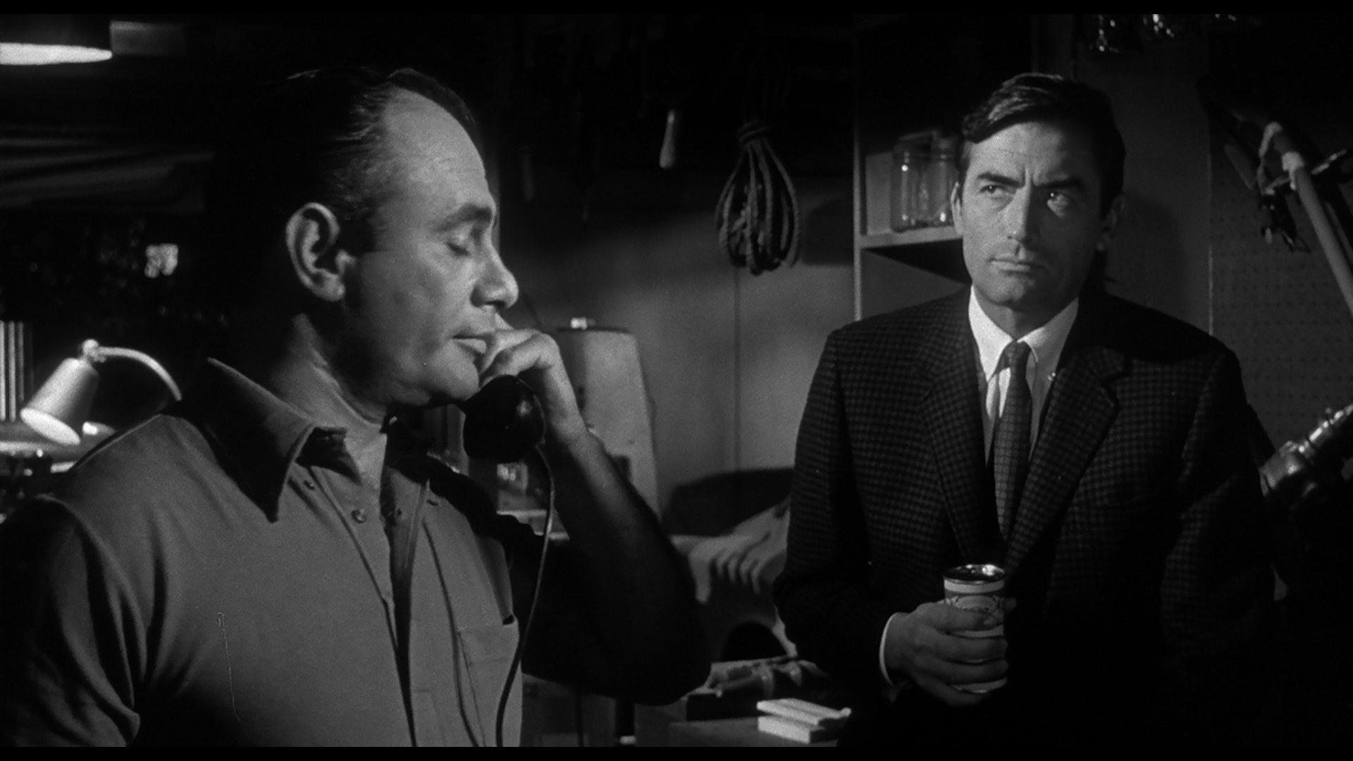 Мыс Страха фильм 1962