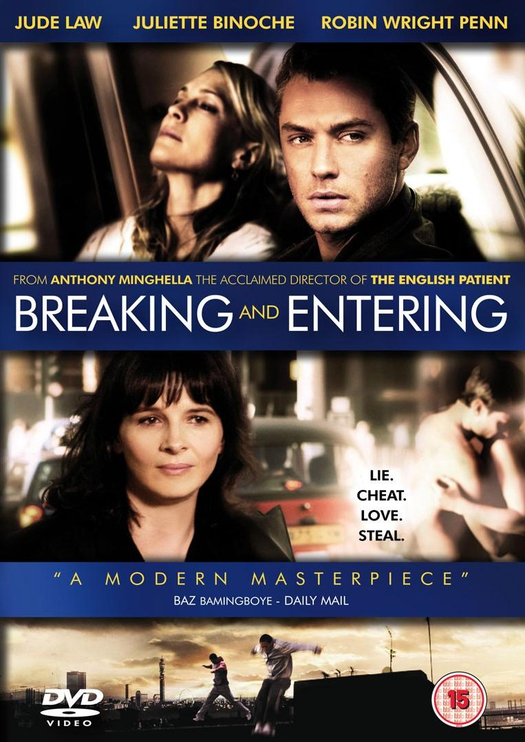 Breaking and Entering (film) BreakingandEntering2006BluRay720pDTSx264VietHD HDEncode