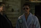 Кадр с фильма Бойцовский клоб