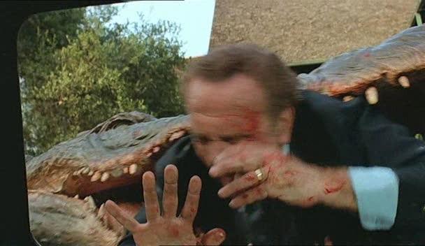 Аллигатор 2: Мутация (1991) - смотреть онлайн фильм
