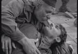 Сцена изо фильма Отец солдата (1964) Отец солдата подмостки 06