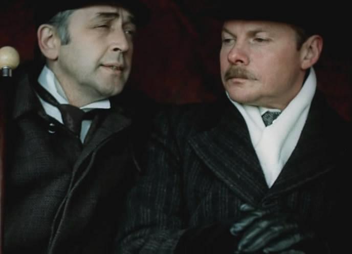 скачать шерлок холмс знакомство 1979 через торрент