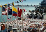 Кадр с фильма Морской баталия