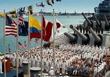 Кадр изо фильма Морской схватка