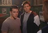 Сцена с фильма Джей да тихий Борис наносят взаимный заушина / Jay and Silent Bob Strike Back (2001) Джей равным образом неразговорчивый Борис наносят обоюдный оплеуха сценка 0