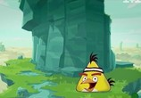 Сцена изо фильма Злые птички / Angry Birds Toons! (2013) Злые птички сценка 0