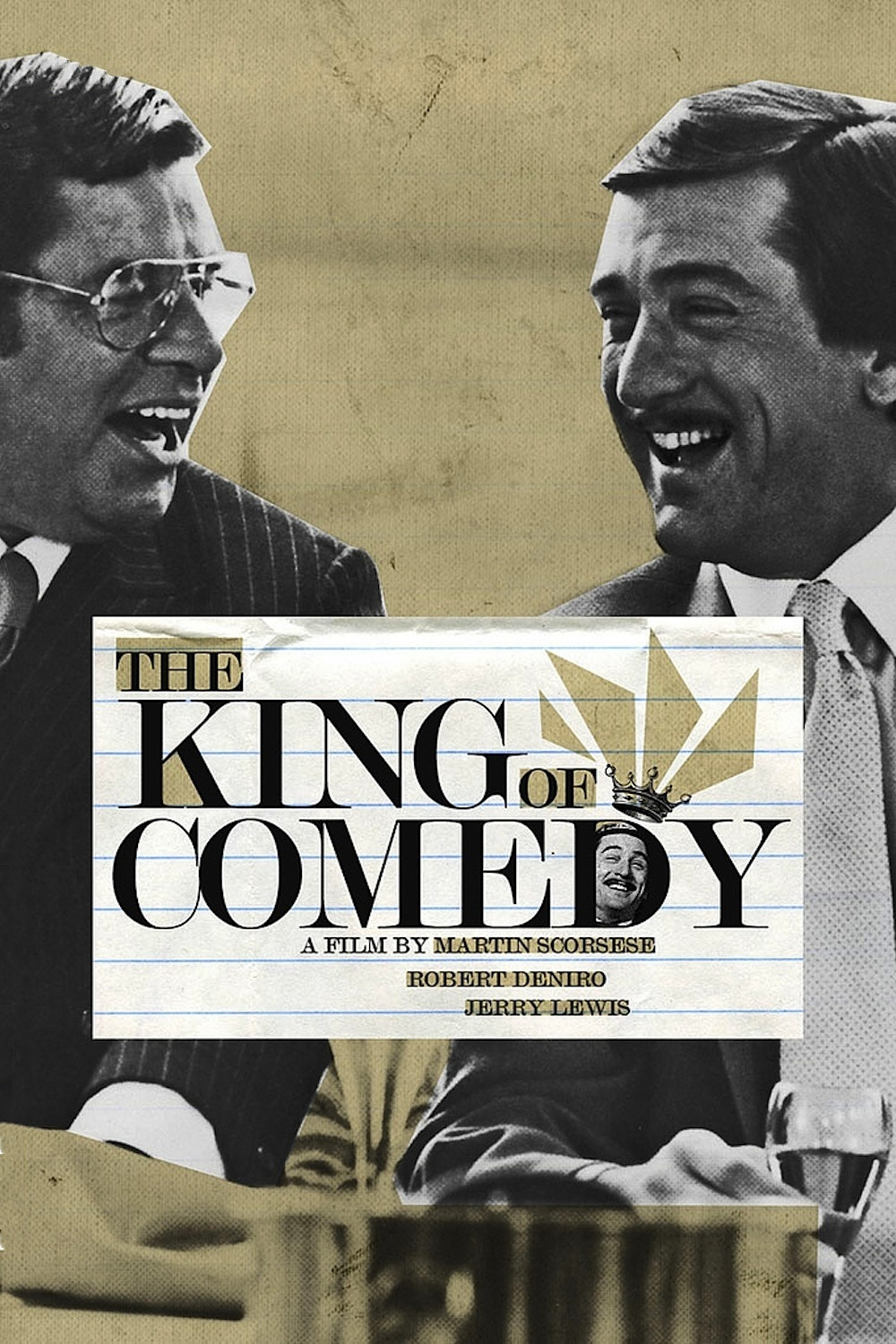The King of Comedy 1982  IMDb