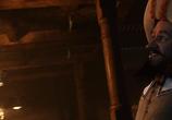 Кадр изо фильма Приключения Тинтина: Тайна Единорога