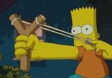 Кадр изо фильма Симпсоны во картина торрент 02655 сцена 0
