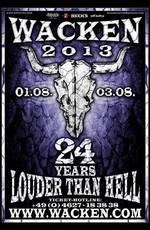 V.A.: Live At Wacken 2013