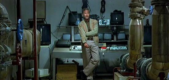 Дипломная работа смотреть онлайн или скачать фильм через   Сцена из фильма Дипломная работа tesis 1996 Дипломная работа сцена 1