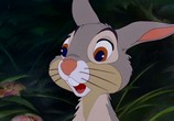 Сцена изо фильма Бэмби / Bambi (1942) Бэмби