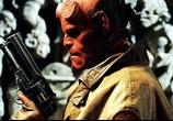 Сцена изо фильма Хеллбой: Герой изо пекла / Hellboy (2004) Хеллбой: Герой изо пекла