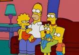 Сцена из фильма Симпсоны / The Simpsons (1989) Симпсоны сцена 15
