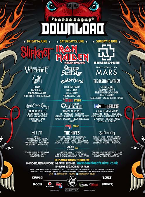 Slipknot 2013 Скачать Торрент