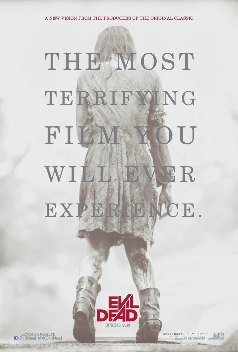 Зловещие мертвецы: Черная книга (2013) (Evil Dead)