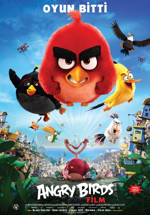 музыка из angry birds фильма