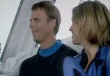 Сцена с фильма Открытое много / Open water (2004) Открытое серам сценка 0