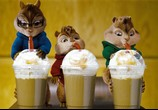 Сцена изо фильма Элвин да бурундуки / Alvin and the Chipmunks (2007) Элвин да бурундуки