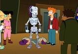 Сцена с фильма Футурама (ТВ) / Futurama (1999)