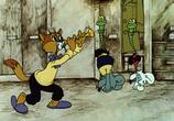 Кадр с фильма Приключения кота Леопольда