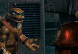 Кадр с фильма Черепашки ниндзя