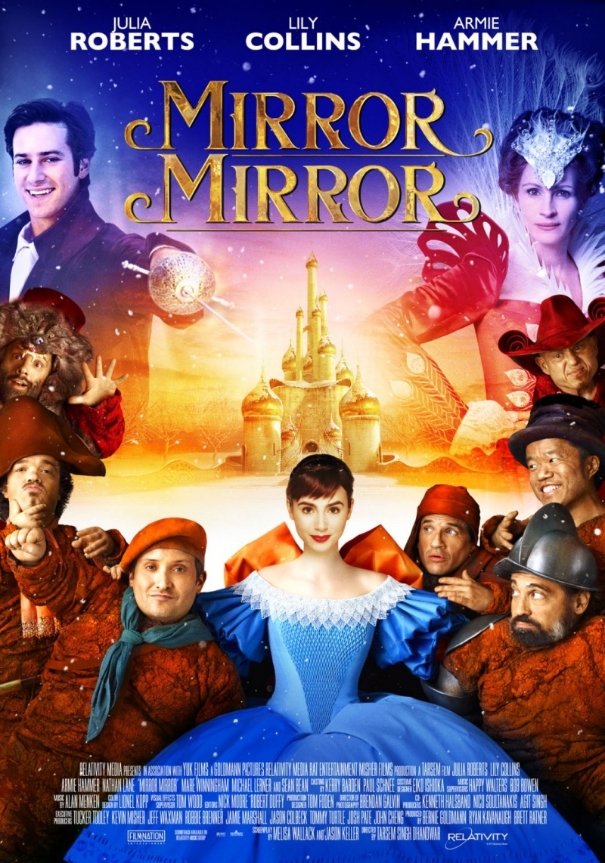 Белоснежка: Месть гномов (2012) (Mirror Mirror)