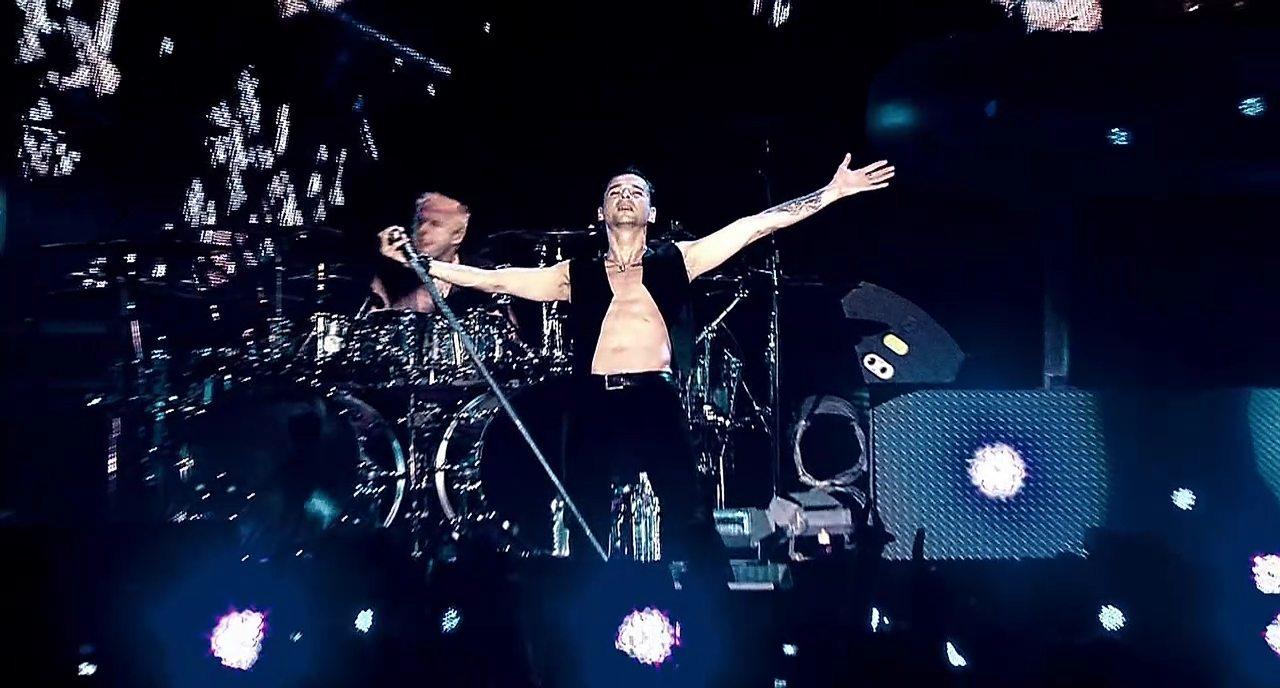 Depeche Mode - Touring The Angel - Montréal, PQ, Bell Center, Canada - 170506