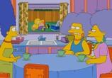 Сцена из фильма Симпсоны / The Simpsons (1989) Симпсоны сцена 22