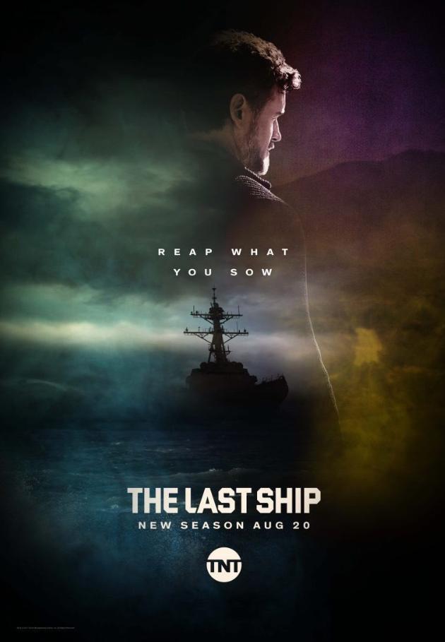 Последний корабль 3 сезон 3 серия торрент.