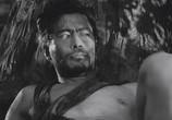 Сцена с фильма Расемон / Rashômon (1950)