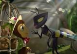 Сцена из фильма Тайная жизнь насекомых / Drôles de petites bêtes (2018)